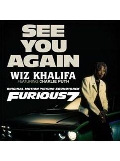 Wiz Khalifa: See You Again (feat. Charlie Puth) Digital Sheet Music | Easy Piano