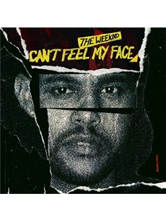 The Weeknd: Can't Feel My Face Digital Sheet Music | Piano, Vocal & Guitar (Right-Hand Melody)
