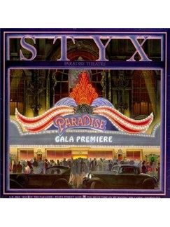 Styx: Rockin' The Paradise Digital Sheet Music | Guitar Tab