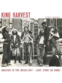 King Harvest: Dancin' In The Moonlight Digital Sheet Music | Piano, Vocal & Guitar (Right-Hand Melody)