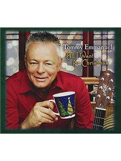 Tommy Emmanuel: Rudolph The Red-Nosed Reindeer Digital Sheet Music | Guitar Tab