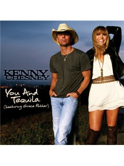 Kenny Chesney featuring Grace Potter: You And Tequila Digital Sheet Music | Lyrics & Chords (with Chord Boxes)