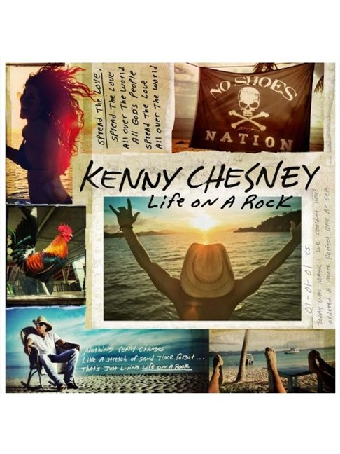 Kenny Chesney Pirate Flag Lyrics Chords Digital Sheet Music