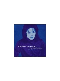 Michael Jackson: You Are Not Alone Digital Sheet Music | Lyrics & Chords (with Chord Boxes)