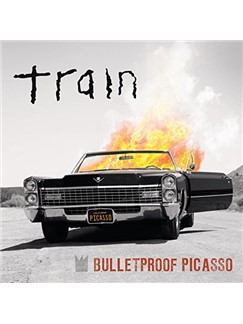 Train: Bulletproof Picasso Digital Sheet Music | Easy Guitar Tab