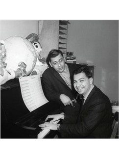 Sherman Brothers: It's A Small World Digital Sheet Music | Easy Piano