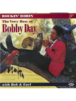 Bobby Day: Rockin' Robin Digital Sheet Music | Lyrics & Chords (with Chord Boxes)