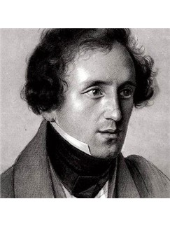 Felix Mendelssohn: Abschied Vom Walde Digital Sheet Music | Piano, Vocal & Guitar (Right-Hand Melody)