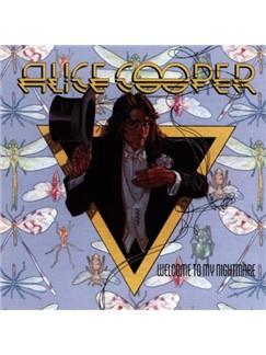 Alice Cooper: Welcome To My Nightmare Digital Sheet Music | Easy Guitar Tab
