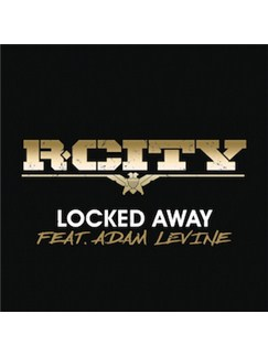 R. City: Locked Away (feat. Adam Levine) Digital Sheet Music | Piano, Vocal & Guitar (Right-Hand Melody)