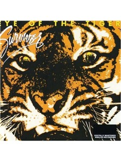 Survivor: Eye Of The Tiger Digital Sheet Music | Easy Piano