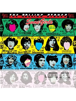 The Rolling Stones: Shattered Digital Sheet Music | Lyrics & Chords (with Chord Boxes)
