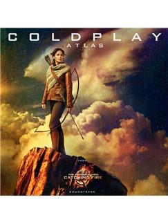 Coldplay: Atlas Digital Sheet Music   Keyboard Transcription