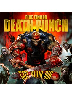 Five Finger Death Punch: Jekyll And Hyde Digital Sheet Music | Guitar Tab