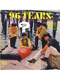 ? and the Mysterians: 96 Tears Digital Sheet Music | Keyboard Transcription