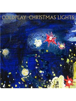 Coldplay: Christmas Lights Digital Sheet Music | Piano