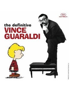 Vince Guaraldi: Christmas Is Coming Digital Sheet Music | Piano (Big Notes)