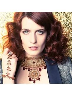 Florence And The Machine: Caught Digitale Noten | Klavier, Gesang & Gitarre (rechte Hand Melodie)
