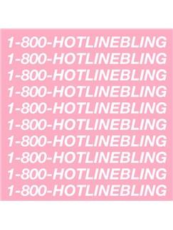 Drake: Hotline Bling Digital Sheet Music | Piano, Vocal & Guitar (Right-Hand Melody)
