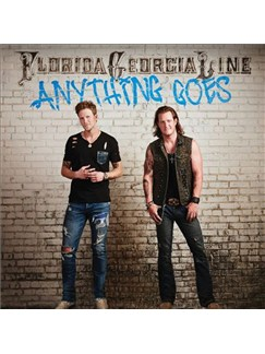Florida Georgia Line: Anything Goes Digitale Noten | Klavier, Gesang & Gitarre (rechte Hand Melodie)