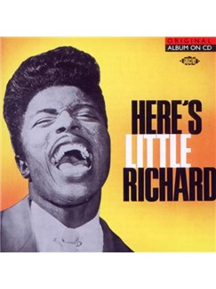 Little Richard: Ready Teddy Digital Sheet Music | Ukulele