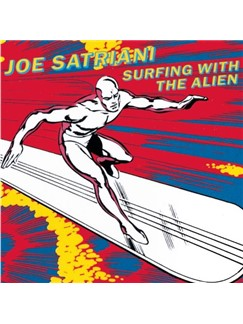 Joe Satriani: Surfing With The Alien Digital Sheet Music | Guitar Tab Play-Along