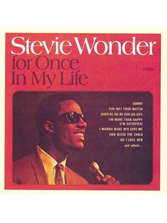 Stevie Wonder: For Once In My Life Digital Sheet Music | Piano
