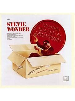 Stevie Wonder: Signed, Sealed, Delivered I'm Yours Digital Sheet Music | Piano
