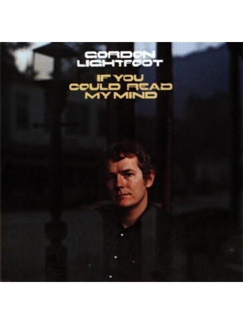 Gordon Lightfoot If You Could Read My Mind Lyrics Chords