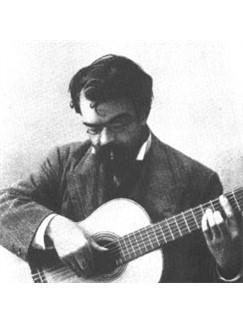Francisco Tárrega: Malagueña Digital Sheet Music | Guitar Tab