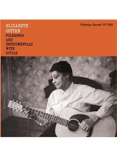 Elizabeth Cotten: Freight Train Digital Sheet Music | Guitar Lead Sheet
