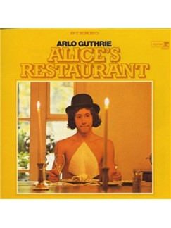 Arlo Guthrie: Alice's Restaurant Digital Sheet Music | Guitar Lead Sheet