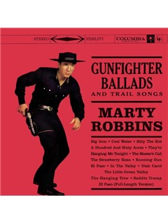 Marty Robbins: El Paso Digital Sheet Music   Easy Piano