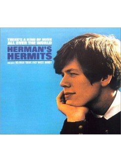 Herman's Hermits: There's A Kind Of Hush (All Over The World) Digital Sheet Music | Lyrics & Chords (with Chord Boxes)