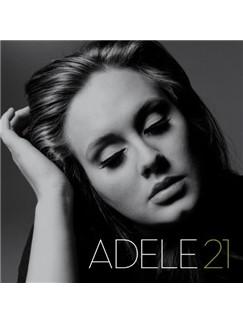 Adele: Set Fire To The Rain Digital Sheet Music   Piano (Big Notes)