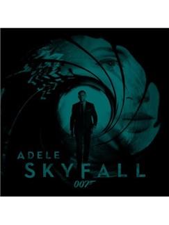 Adele: Skyfall Digital Sheet Music | Piano (Big Notes)
