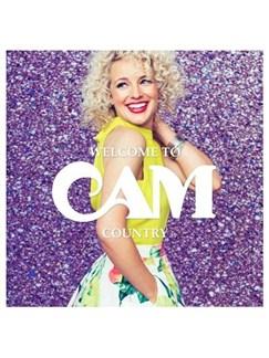Cam: Burning House Digital Sheet Music   Lyrics & Chords (with Chord Boxes)