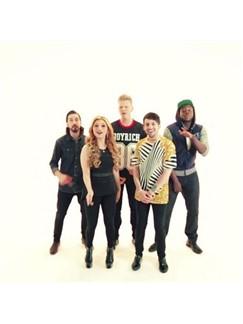 Pentatonix: Cheerleader Digital Sheet Music | Piano, Vocal & Guitar (Right-Hand Melody)