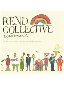 Rend Collective: Build Your Kingdom Here Digital Sheet Music   Lyrics & Chords (with Chord Boxes)