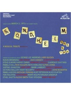 Stephen Sondheim: Anyone Can Whistle Digital Sheet Music | Clarinet