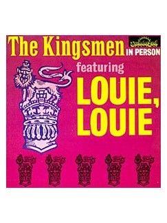 Kingsmen: Louie, Louie Digital Sheet Music | Clarinet