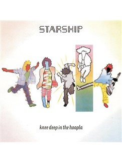 Starship: We Built This City Digital Sheet Music | Clarinet