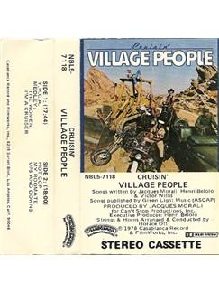 Village People: Y.M.C.A. Digital Sheet Music | Clarinet
