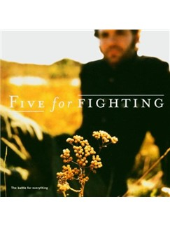 Five For Fighting: 100 Years Digital Sheet Music | Alto Saxophone