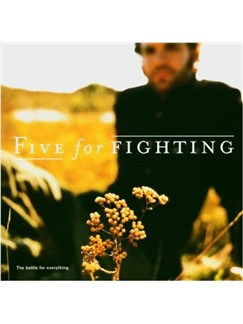 Five For Fighting: 100 Years Digital Sheet Music | Violin