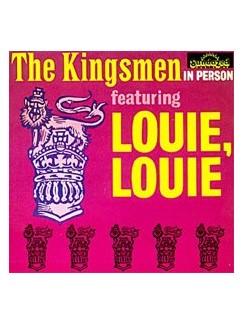 Kingsmen: Louie, Louie Digital Sheet Music | Violin