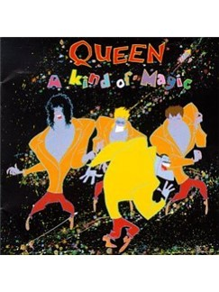 Queen: A Kind Of Magic Digital Sheet Music   Guitar Tab