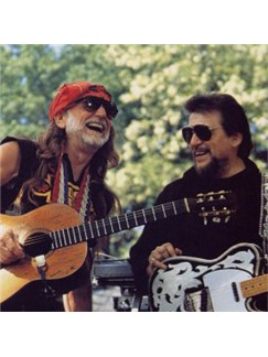 Waylon Jennings & Willie Nelson: A Good Hearted Woman Digital Sheet Music   Lyrics & Chords (with Chord Boxes)