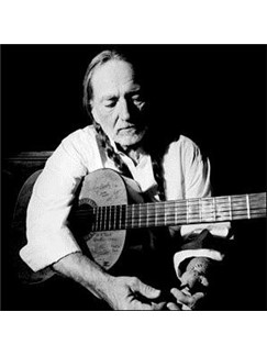 Willie Nelson: Half A Man Digital Sheet Music | Lyrics & Chords (with Chord Boxes)