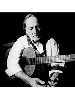 Willie Nelson: Night Life Digital Sheet Music | Lyrics & Chords (with Chord Boxes)
